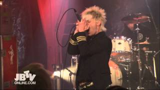 "JBTV: Madina Lake performs ""House of Cards"" Live"