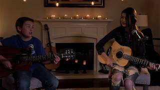 Count On Me by Bruno Mars-Cover by Jet Jurgensmeyer & Nikki Hahn
