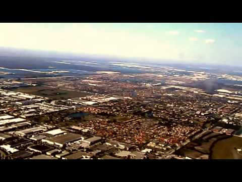 TACA Flight MIA-MGA (Takeoff/Landing) -|HD|-