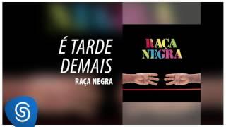 Raça Negra - É Tarde Demais (Raça Negra, Vol. 6) [Áudio Oficial]
