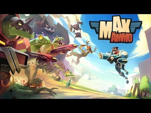 Max Ammo Review (Prezentare joc pe iHunt Freedom/ Joc Android)