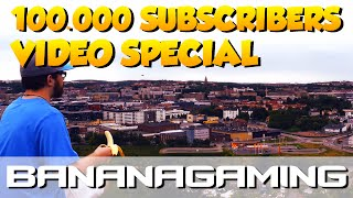100,000 Subscribers Special!