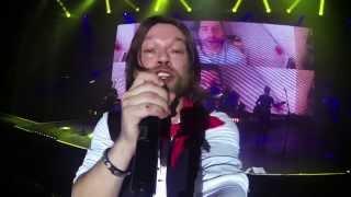 Kryštof - Zatančím - Tour DVD 2013