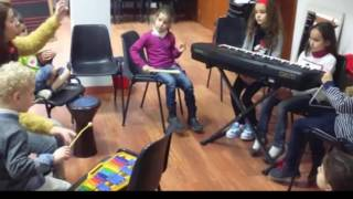 MIS CLASES DE MUSICA VACACIONALES