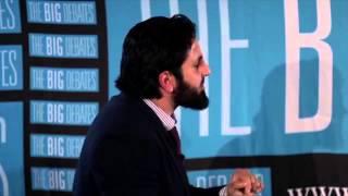 Free yourself! - Hamza Tzortzis's message to atheists