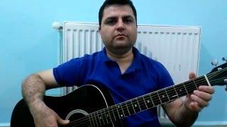 ibrahim tatlıses benim hayatım solo gitar