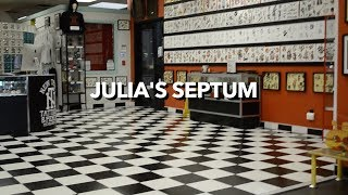 Julia's Nose   VLOG