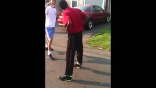 Tacoma fight P vs Tyronn