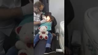 Umma en el dentista !!!