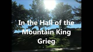 Grieg - In the Hall of the Mountain King
