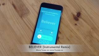 Believer Ringtone (Imagine Dragons Tribute Instrumental Remix Ringtone) • For iPhone & Android