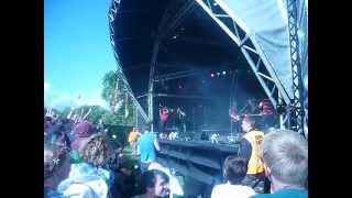 IMPERIAL LESIURE - SWEET DREAMS COVER -  2000 TREES FESTIVAL 2011