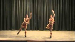 2010 Le dernier des Mohicans, par Laurence et Lysiane