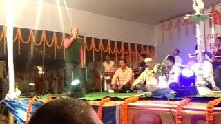 Mangal mai din aaju he by kunjbihari mishra live in basopatti vidyapat smriti prv samaroh