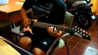 Hoobastank The Reason Guitar Cover