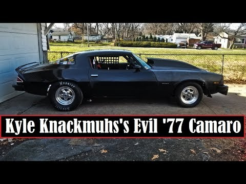 Download Video This 850hp Big Block 632 Chevy Camaro Is A Monster