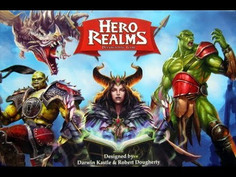 Reseña Hero Realms