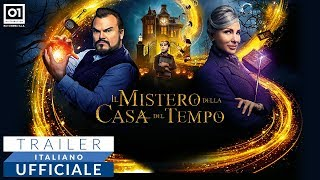 IL MISTERO DELLA CASA DEL TEMPO (2018) - Trailer italiano ufficiale HD