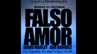 David Marley Ft. Javi Ramirez - Falso Amor (DJ Selas Extended Edit)