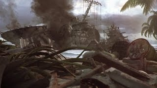 World of Warships - The Storm E3 2014 Trailer