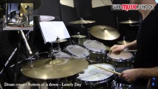System of a down - Lonely Day - DRUM COVER