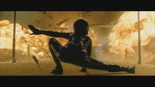 Matrix Reloaded - Trinity
