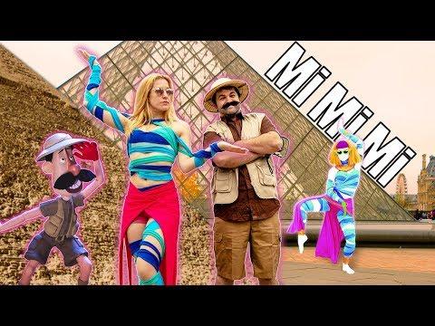 Just Dance 2019 MI MI MI   COSPLAY gameplay IN PUBLIC