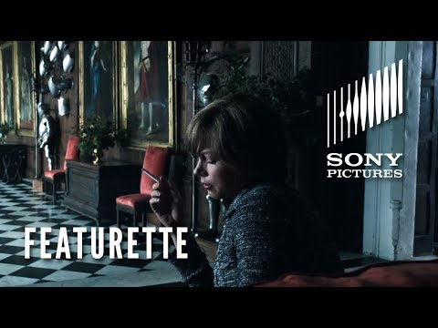 ALL THE MONEY IN THE WORLD Featurette - Gail Harris