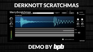 Scratchmas FREE Scratch/Turntable VST Plugin DEMO