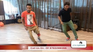 Dharmesh Sir  & Sushil Dance in SINGAPORE width=