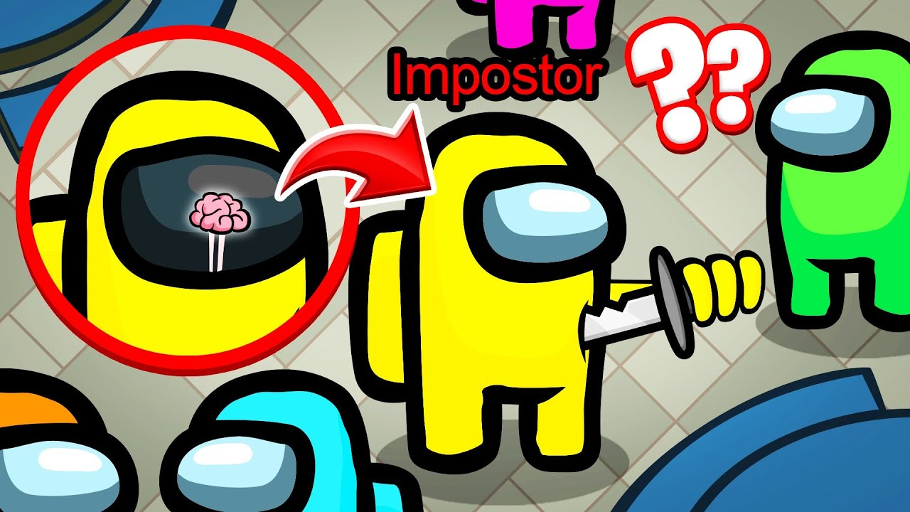 Jelly - AMONG Us But The IMPOSTOR Has 0 IQ... (Dumb)