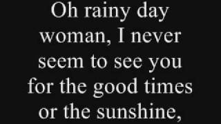 Rainy Day Woman- Lyrics