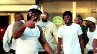 "DOLLA featuring P.I.T. ""HARD IN THA CITY"" Official HD Video"
