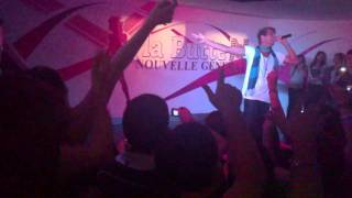 Basshunter - Every Morning en live a la Butte NG 05/02/11