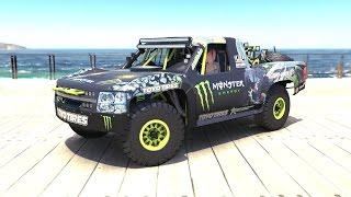 Forza Horizon 3 - 2015 Baldwin Motorsports #97 Monster Energy Trophy Truck