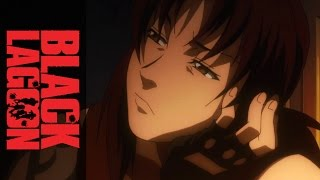 Black Lagoon - Roberta's Blood Trail Clip: Or Else...