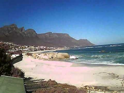 Timelapse Video – Glen Beach & Camps Bay – 26/05/2011