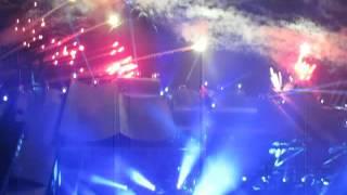 Queen+Adam Lambert Rock in Rio 025