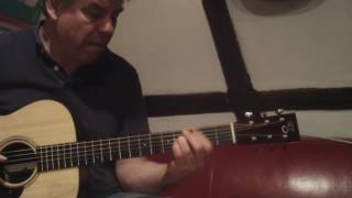 "10cc ""i am not in love"" Fingerstyle version"