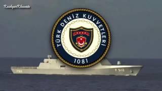"""TSK Armoni Mızıkası - Turkish Navy Song """"Akdeniz Marşı"""""""
