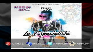 Bozzy La Especialista prod DaMazta Parking507.com