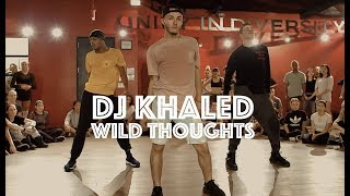 DJ Khaled - Wild Thoughts ft. Rihanna, Bryson Tiller | Hamilton Evans Choreography