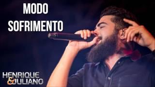 ( Música nova 2017 ) Henrique e Juliano modo sofrimento escreva se no meu canal