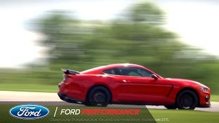 Shelby GT350R Engine Sounds | Shelby GT350R | Ford Performance