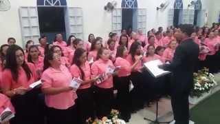 Grande Coral de Mulheres (Hino 2) - Congresso de Mulheres 2015 - 20/11/15 // @AssembleiaGloria