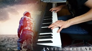 Interstellar - Main Theme (Piano Cover)