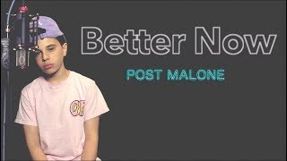 Better Now -  Post Malone | Christian Lalama