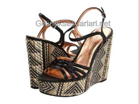 Ayakkabı Modelleri 2012-2013 www.gelinaksesurlari.net