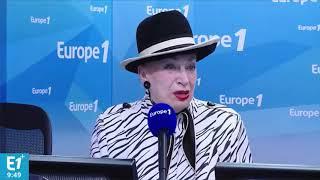 Geneviève de Fontenay s'en prend à Johnny Hallyday
