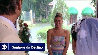 Senhora do Destino: capítulo 149 da novela, terça, 10 de outubro, na Globo